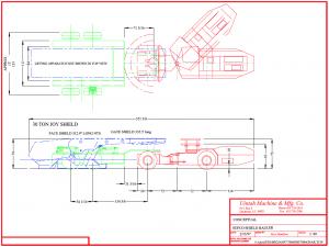 Shield Hauler conceptual drawing