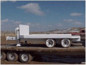 block trailer