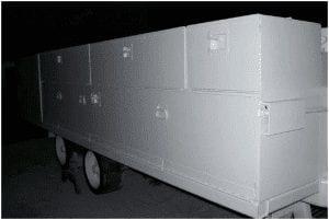 Fire Materials trailer