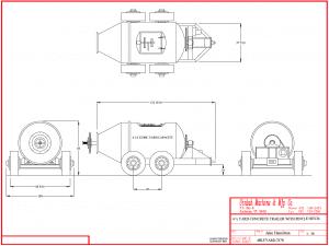 concrete truck plans