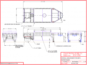 water tank trailer plans