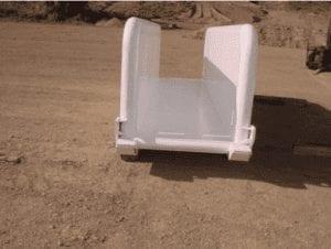 18 foot tray