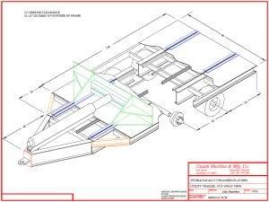 push plate trailer diagram