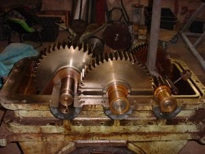 Turning Gear Apparatus