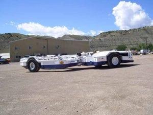 A Jeffrey RamCar rebuilt to Uintah Machine standards